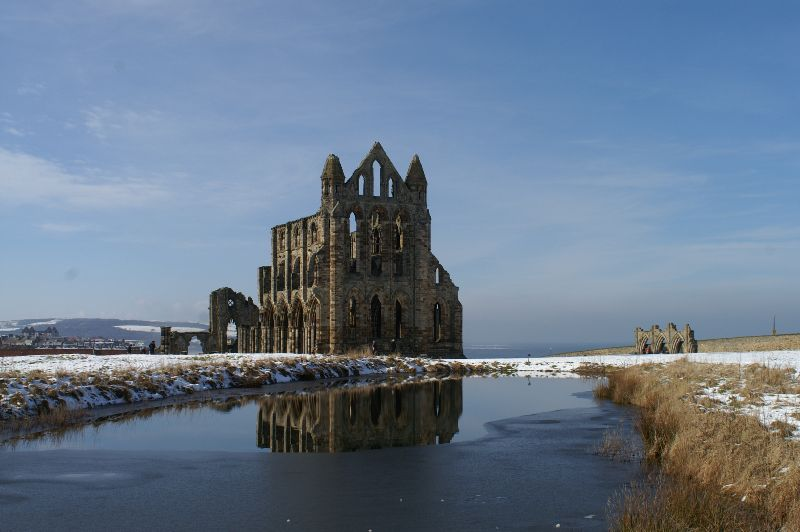 Things to do in Whitby (When it's Cold and Wet!)